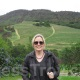 Mistress Troy visits a vineyard in California Wine Country